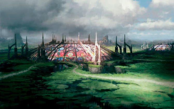 Dominaria Magic The Gathering Wiki Fandom Powered By