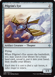 Pilgrim's Eye BFZ