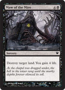 Innistrad-Spoiler-Maw-of-the-Mire