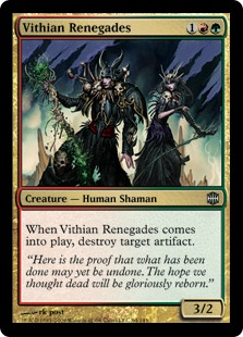 Vithian Renegades ARB