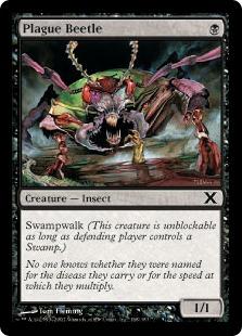 Plague Beetle 10E