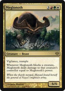 Meglonoth CON