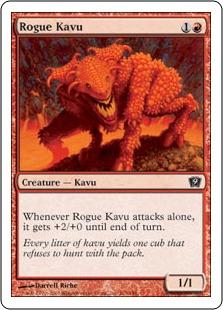 Rogue Kavu 9ED