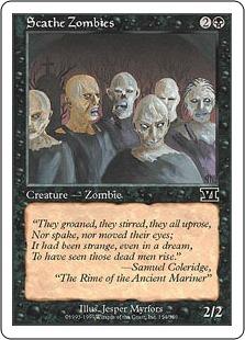 Scathe Zombies 6E