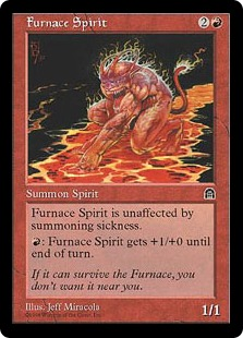 Furnace Spirit ST