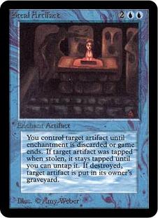 Steal Artifact 1E