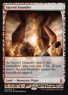 Sacred Foundry EXP