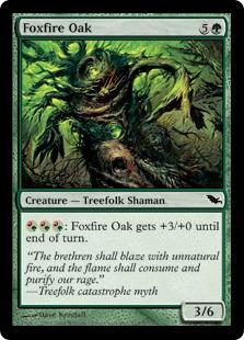 Foxfire Oak SHM
