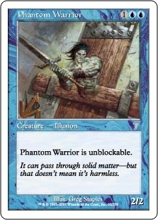 Phantom Warrior 7E