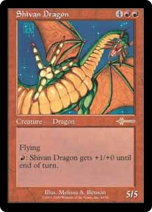 Shivan Dragon BD