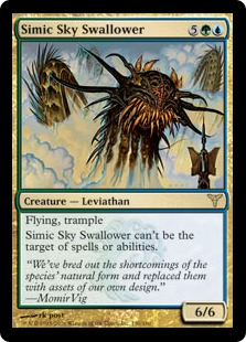 Simic Sky Swallower DIS