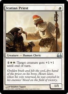 Icatian Priest DDC