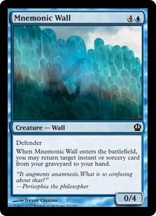 Mnemonic Wall THS