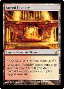 Sacred Foundry RAV