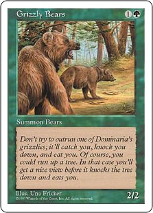 Grizzly Bears 5ED