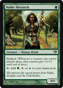 Noble Hierarch CON