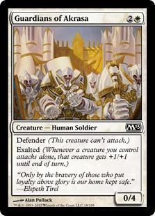Guardians of Akrasa M13