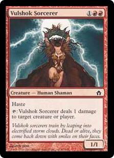 Vulshok Sorcerer 5DN