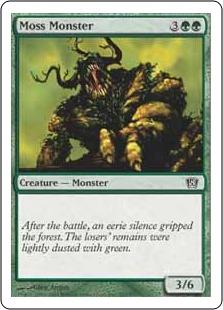 Moss Monster 8ED