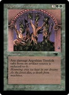 Argothian Treefolk ATQ