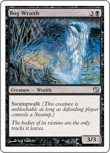 Bog Wraith 9ED