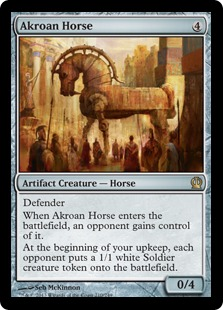 Akroan Horse THS