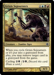 Grixis Sojourners ARB