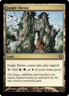 Jungle Shrine ALA