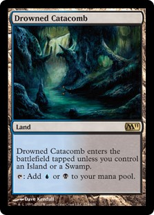 Drowned Catacomb M11