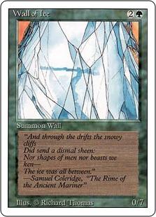 Wall of Ice 3E