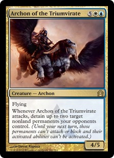 Archon of the Triumvirate RTR
