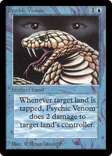 Psychic Venom 2E