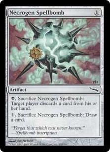 Necrogen Spellbomb MRD