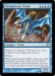 Chromescale Drake DST