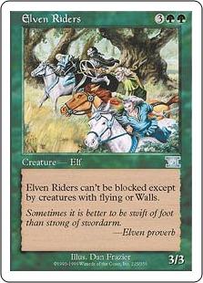 Elven Riders 6
