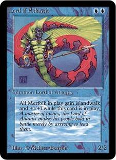 Lord of Atlantis 1E