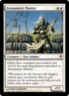 Armament Master ZEN