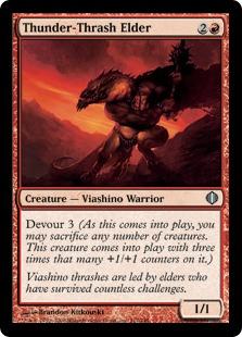 Thunder-Thrash Elder ALA