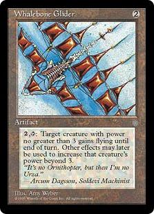 Whalebone Glider IA