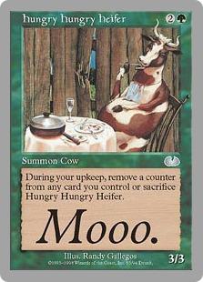 Hungry Hungry Heifer UG