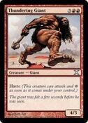 Thundering Giant 10E