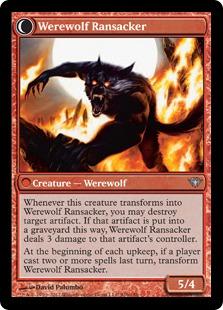 Werewolf Ransacker DKA