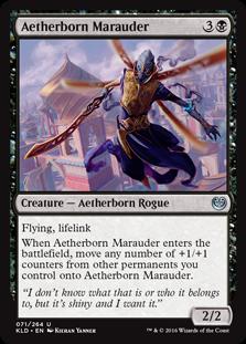 Aetherborn Marauder KLD