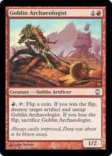 Goblin Archeaologist DST