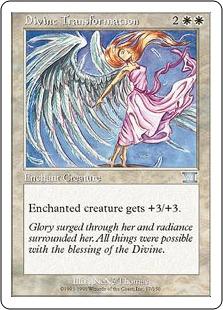 Divine Transformation 6