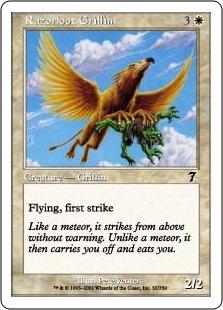 Razorfoot Griffin 7E
