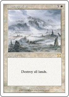 Armageddon 6ED