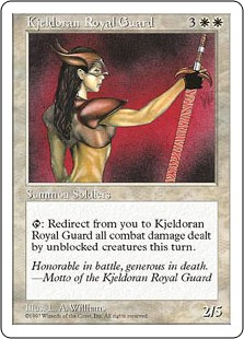 Kjeldoran Royal Guard 5E