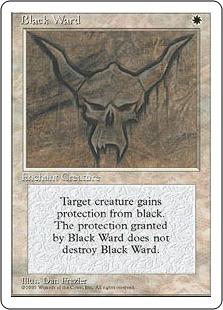 Black Ward 4E