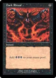 Dark Ritual BR